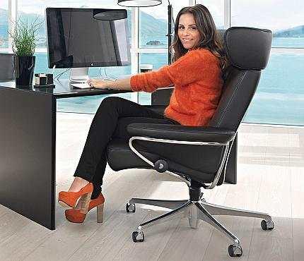 scaune-birou-piele