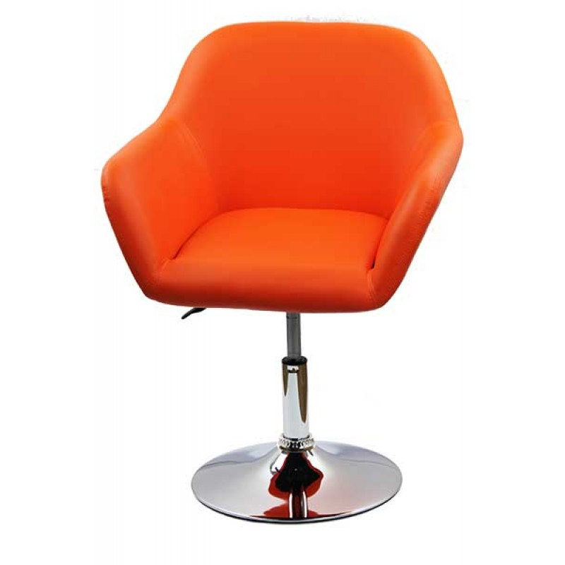 Scaun-relaxare-REL400-portocaliu