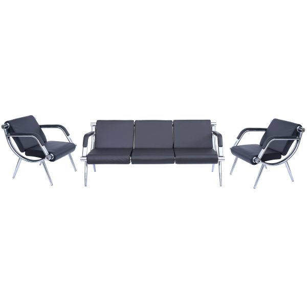 Set-birou-format-din-2-scaune-si-o-banca-inox-office