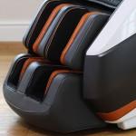 Fotoliu de masaj 4D Zero Gravity cu încălzire la picioare și la spate-Prime