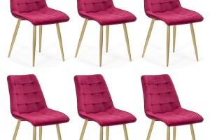 Diverse scaune pentru bucatarie in seturi de 4 sau 6 scaune