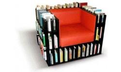 Scaune mini biblioteca