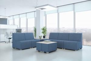 Fotolii si canapele modulare din gama Trio Elements