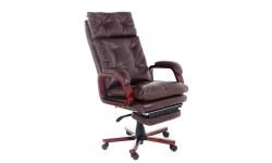 Scaune de birou confortabile cu suport pentru picioare