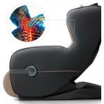 Fotoliu de masaj 3D Full Body cu două sisteme independente de masaj
