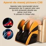 Aparat profesional de masaj picioare C30