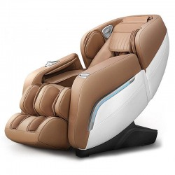 Fotoliu de masaj cu 12 programe de masaj automate si sistem de incalzire