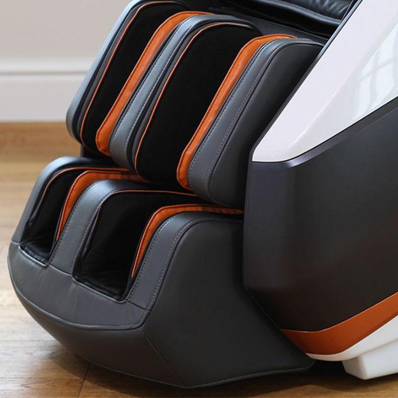 Fotoliu de masaj 4D Zero Gravity cu încălzire la picioare și la spate-Prime-3