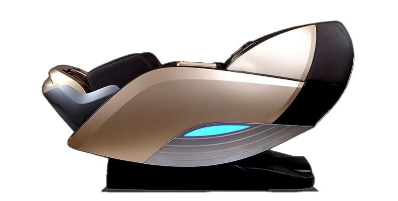 Fotoliu de masaj cu 9 programe automate de masaj și comanda vocală-SUPERIA-zero gravity