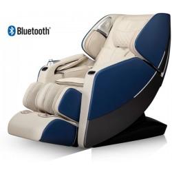 Fotoliu de masaj cu Joystick 3D-incalzire la spate si picioare