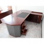 Birou directorial practic si functional cu extensie fixa-2826A
