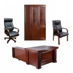 Set mobilier birou directorial 1821-4 piese