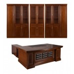 Set mobilier birou directorial 5624-4 piese