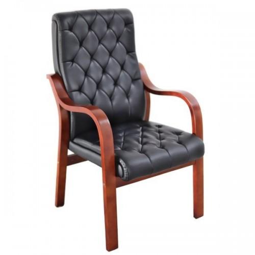 Scaun vizitator confort-mobilier directorial 002