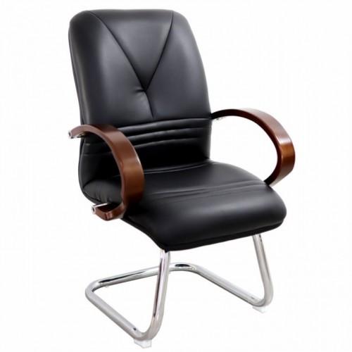 Scaun vizitator confort-mobilier directorial 055C