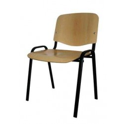 Oferta scaune vizitator lemn