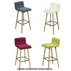 Set 4 scaune de bar 127