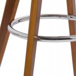 Scaun de bar din lemn 128