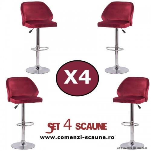 Set 4 scaune de bar si diverse evenimente