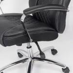 Scaun directorial pentru birou cu arcuri-rezistent pana la 150 KG