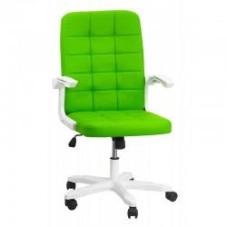 Scaun birou copii verde