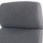 Scaune moderne pentru birou pe culoarea gri sau negru
