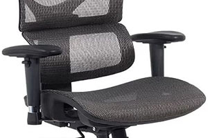 Scaune ergonomice rezistente si multifunctionale pe culoarea gri si negru