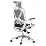 Scaun ergonomic multifunctional si elegant cu tetiera pe culoarea negru-SYYT-9503