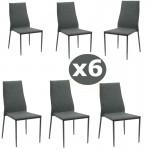 Set 6 scaune de bucatarie 222F