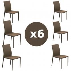 Set 6 scaune de bucatarie 227