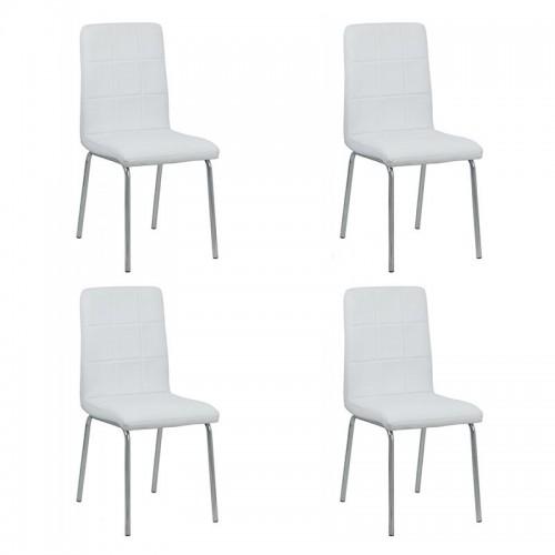 set-4-scaune-bucatarie-cs230-alb