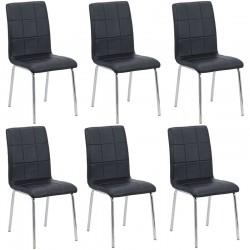 Set 6 scaune bucatarie CS230