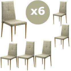 Set 6 scaune de bucatarie 236
