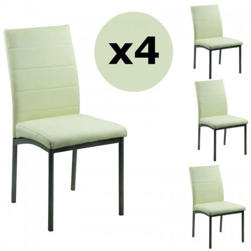 Set 4 scaune de bucatarie 255