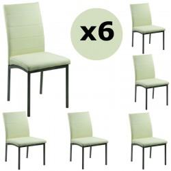 Set 6 scaune de bucatarie 255
