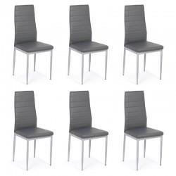 Set 6 scaune bucatarie colors