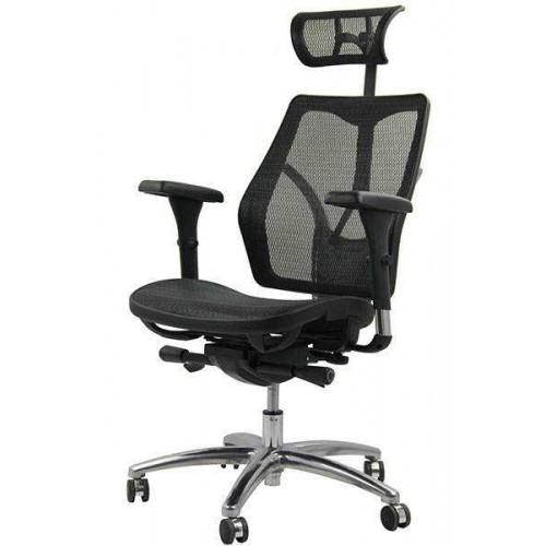 scaune ergonomice din mash si aluminiu-911