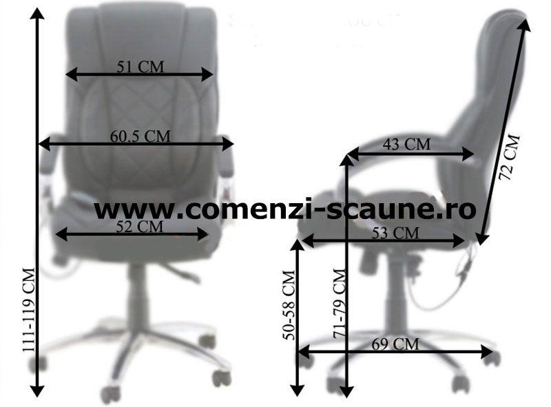 dimensiuni-scaune-de-birou-cu-vibro-masaj-tapițate-cu-piele-in-2-culori