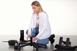 Instructiuni de asamblare si montaj pentru scaune Legend, Vertigo, Zen si Leyla