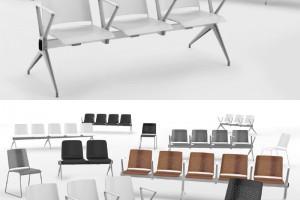 Asamblare-Montaj si instalare banci si scaune Nexus