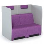 Canapea modulara pentru spatii moderne de relaxare-RUBICO LAUNGE 102
