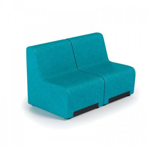 Fotoliu modular pentru spatii moderne de relaxare-RUBICO 102
