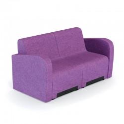 Canapea modulara pentru spatii moderne de relaxare-RUBICO BR102