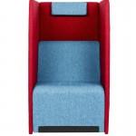 Fotoliu modular pentru spatii moderne de relaxare-RUBICO LAUNGE 100