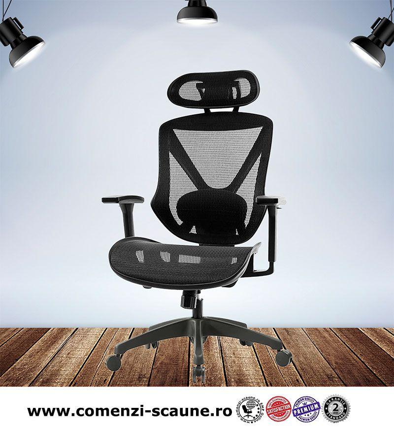 scaune-de-birou-ergonomice-AERO-PRO-flexibile-si-rezistente-lumina