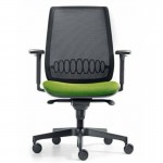 scaun ergonomic confortabil BOND BLACK