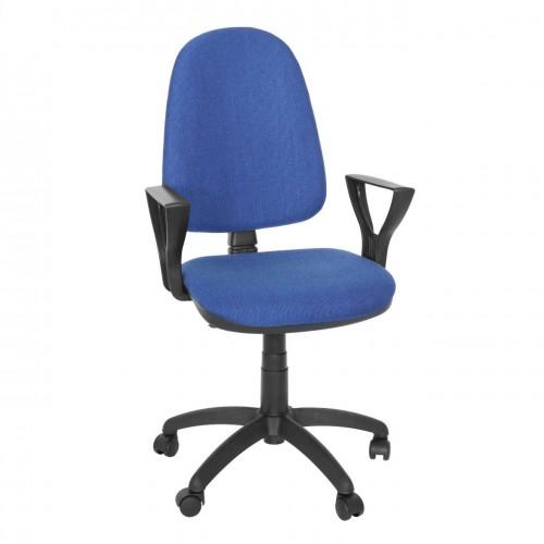 Scaun de birou CS-G-LX albastru deschis