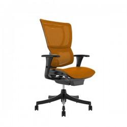 Scaun ergonomic rotativ PM maro