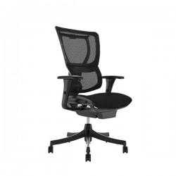 Scaun ergonomic rotativ PM negru