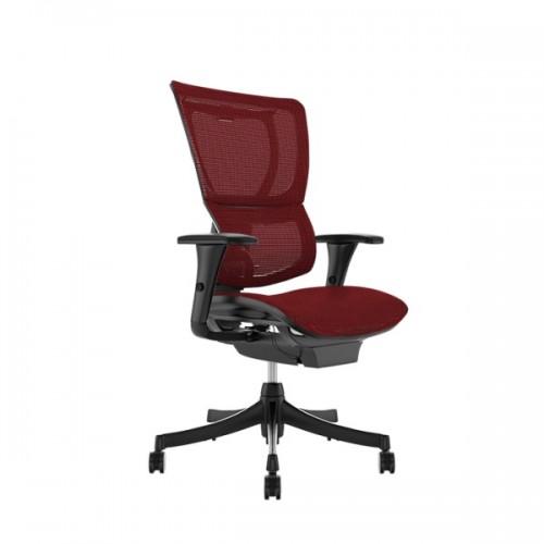 Scaun ergonomic rotativ PM visiniu